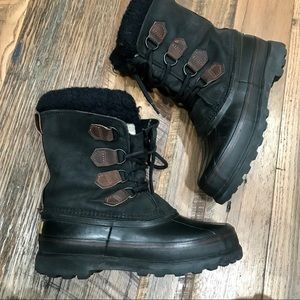 Sorel Alpine Winter Boots Wm 7